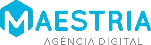 Logotipo Agência Maestria