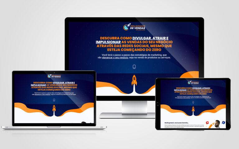 site-impulsionador-vendas